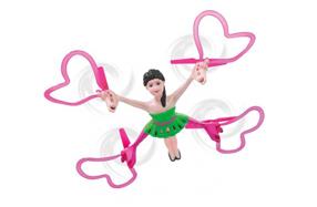 Drone Quadrella de Jamara: para las princesas de la casa