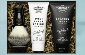 Kit de afeitado clásico para hombres con estilo