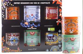 """Terre d'Oc"": el té ecológico para paladares gourmet"