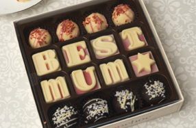 Bombones especiales para mamá