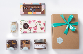 Packs de chocolate gourmet para mamás golosas