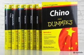 Guías de idiomas para Dummies