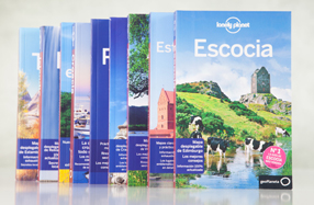 Guías Lonely Planet de países europeos