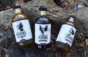 """""""Heroína"""": el aceite gourmet más atrevido"""