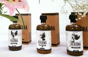 """""""Heroína"""": el aceite gourmet para héroes del día a día"""
