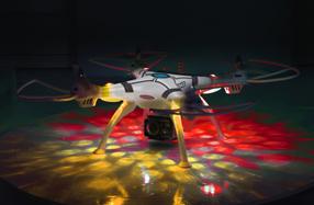 Payload Altitude: Quadrucóptero de Jamara