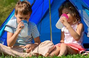 Litecup: el mejor vaso para niños, antigoteo y con luz