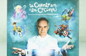 """""""Te cuento en la cocina"""" con Ferran Adrià y Disney"""