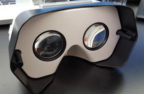 Gafas 'Cardboard' de realidad virtual para iniciarse