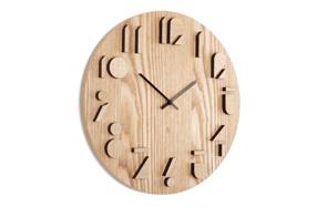 Reloj de pared 'Shadow' de Umbra