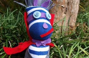 Kit Seedling: Crea y diseña tu propio muñeco de trapo