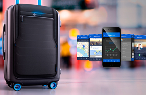 BlueSmart: la primera maleta inteligente