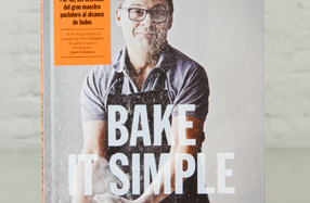 """Bake it simple"": el libro de repostería de Oriol Balaguer"
