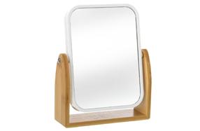 Espejo doble para el tocador