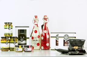 """Estuche gourmet Premium de """"Iberic Box"""""""