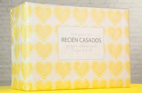 Pack de regalo para recién casados gourmets