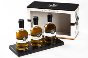 Pack de aceites de oliva gourmet 'Iberic Box'