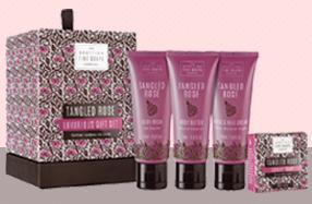 Scottish Fine Soaps: cosmética premium en estuche de regalo
