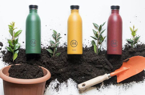 Urban Bottle: las botellas de diseño que arrasan