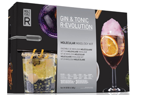 Kit molecular Gin & Tonic R-Evolution