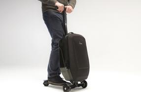 Uyuni: la maleta de cabina que se transforma en patinete