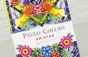 Amistad: la agenda de Paulo Coelho para 2017