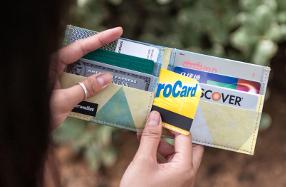 La revolucionaria billetera de papel