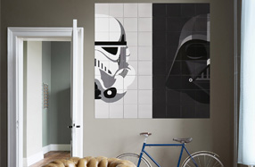 IXXI Star Wars: la decoración de pared más original