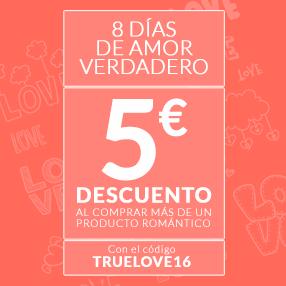 5€ regalos amor