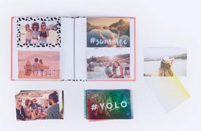 """Álbum de fotos con filtros """"instagrameros"""""""