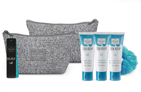 Scottish Fine Soaps: cosmética premium en neceser de regalo