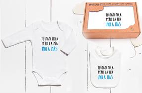 Pack de ropita de bebé para súper mamás