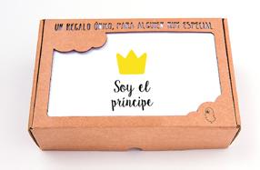 Pack de body y babero para príncipes y princesas