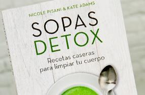 """""""Sopas detox"""". Recetas caseras para limpiar tu cuerpo"""