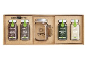 Superfood pack: kit con súper alimentos gourmet