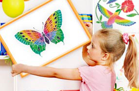 Aquarellum: el kit ideal para pequeños pintores