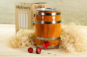 Accesorios para el kit de cerveza artesana Cervezanía