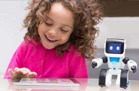 Coji: el robot programable para niños