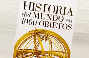 """El libro que cuenta la """"Historia del mundo en 1000 objetos"""""""