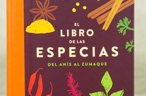 """""""El libro de las especias: Del anís al zumaque"""""""