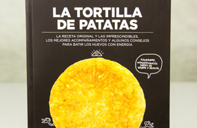 'La Tortilla de Patatas': el libro de David De Jorge