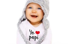 Pack de ropita de bebé para papás geniales