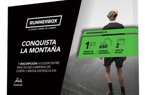 Caja de experiencias para runners de montaña