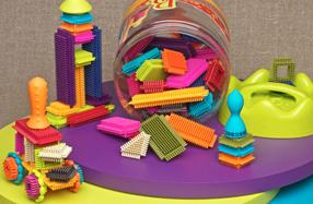 Set de piezas de construcción para niños
