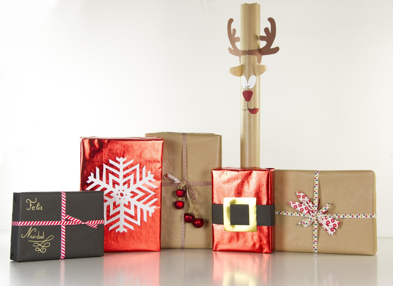 los envoltorios m s originales para estas navidades el