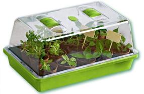 Invernadero para niños. El juego más ecológico