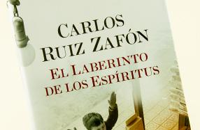 """""""El laberinto de los espíritus"""": lo último de Ruiz Zafón"""