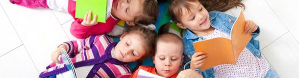 Libros infantiles y juveniles