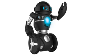 MiP: el robot que responde a las órdenes de tu mano