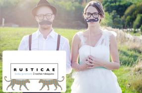 Escapada para recién casados de Rusticae